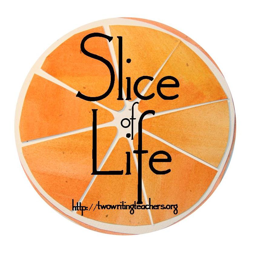 It's Tuesday! Join the Slice of Life Story Challenge