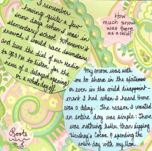 This piece was completed with journaling tags from jessicasprague.com.
