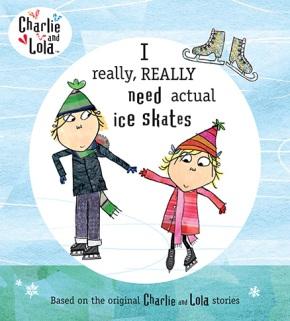 Charlie and Lola Roller Skates
