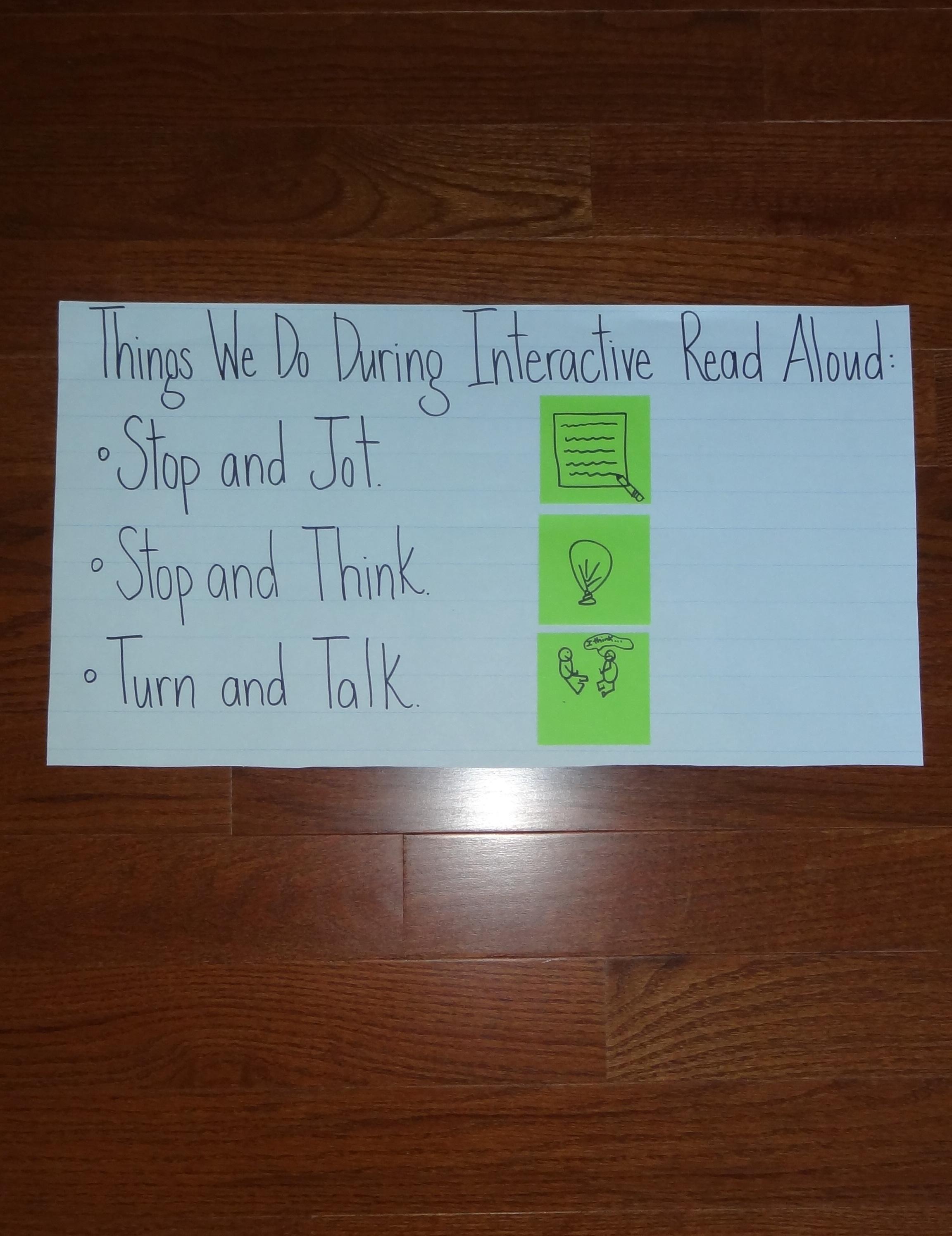read my essay aloud