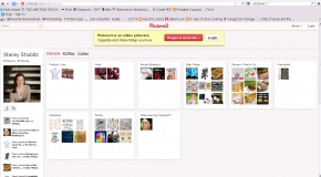 A View of My Pinterest Boards