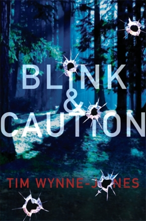 BLINK AND CAUTION by Timm Wynne-Jones, Candlewick, 2011