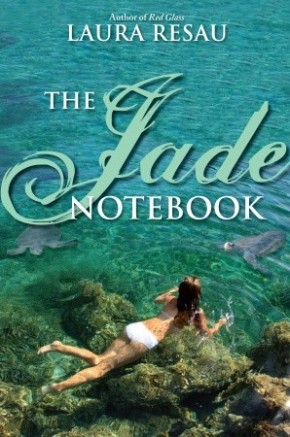 THE JADE NOTEBOOK by Laura Resau, De
