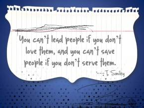 lead and serve
