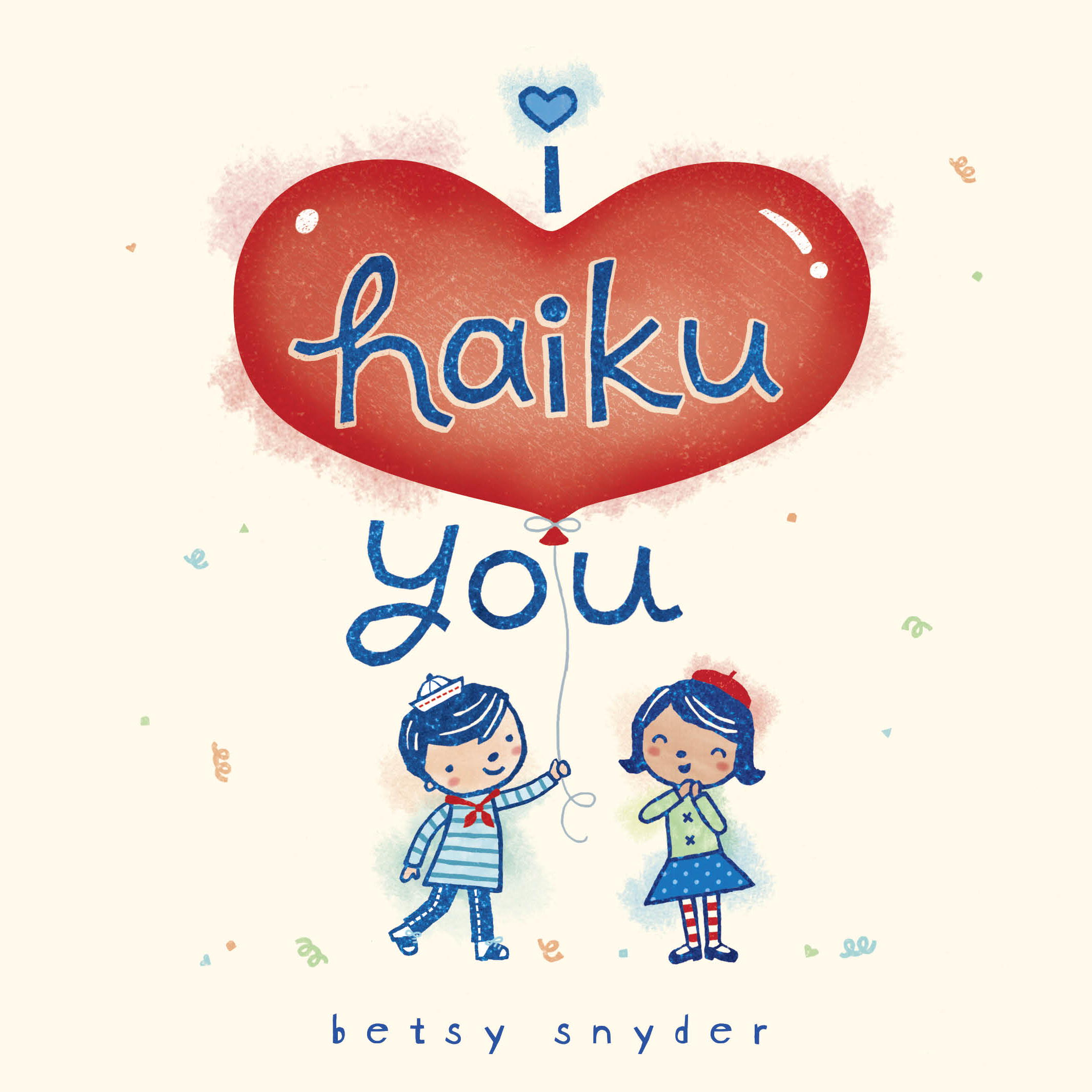 Behind the Scenes of I Haiku You + a Giveaway | TWO WRITING