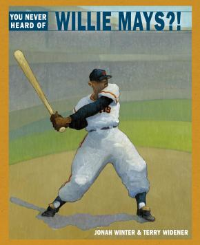 YOU NEVER HEARD OF WILLIE MAYS_cover image