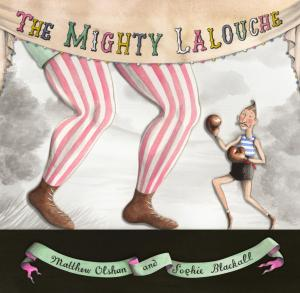 THE MIGHTY LALOUCHE_cover image