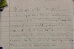 Iroquois intro paragraph