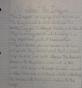 Iroquois Intro