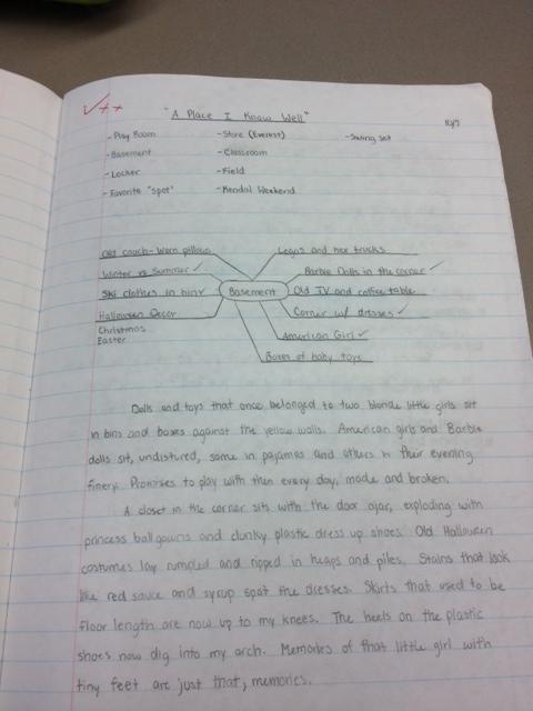 teaching essay writing 6th grade