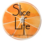 WRITE a slice of life story on your own blog. SHARE a link to your post in the comments section. GIVE comments to at least three other SOLSC bloggers.