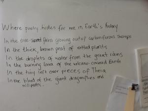 content poetry model