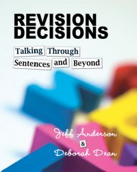 Leave a comment on this blog post for a chance to win a copy of Revision Decisions.
