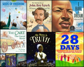 Leave a comment on this post for a chance to win one of these picture books.