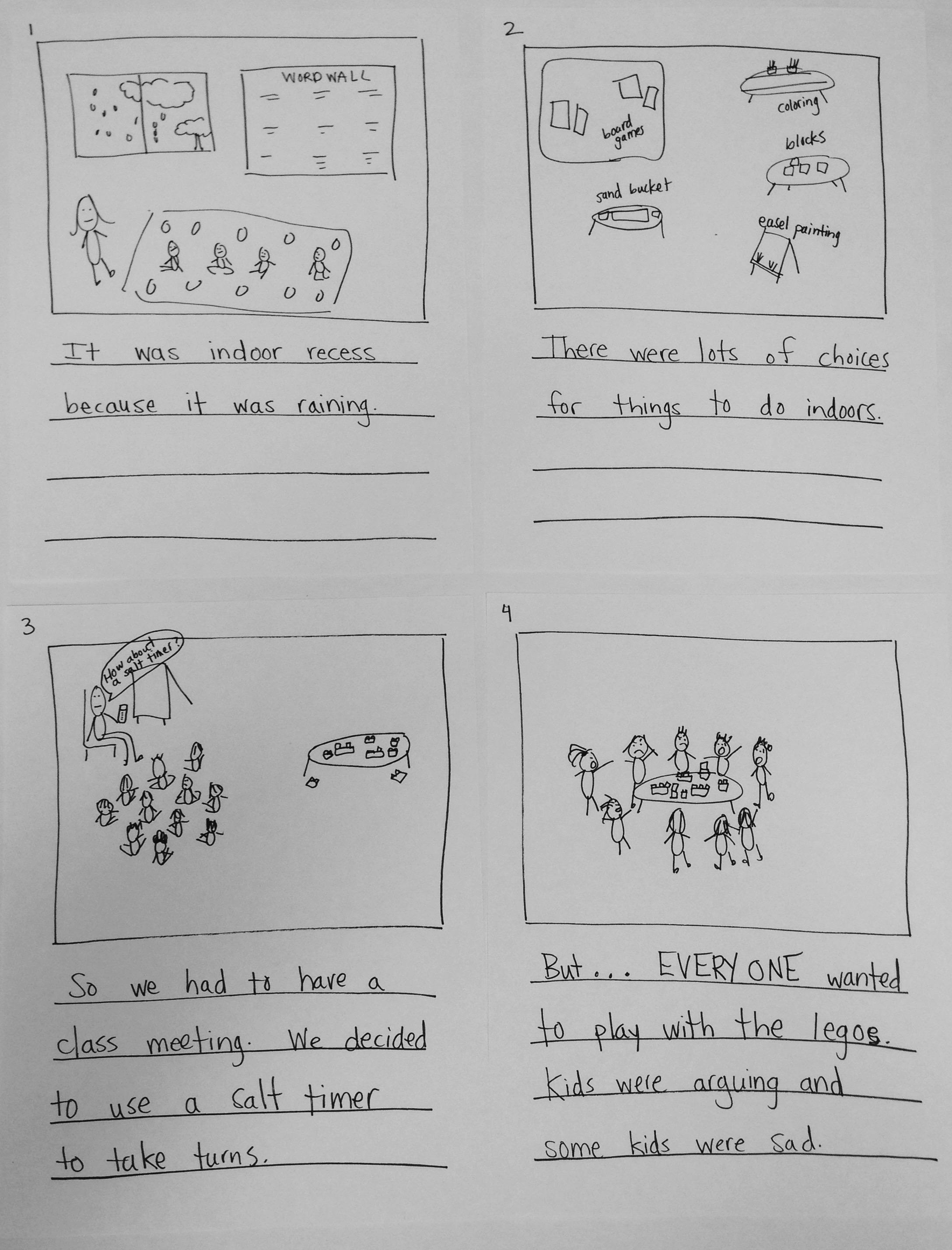 Interactive essay