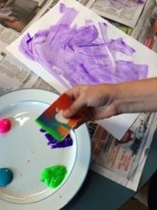 Applying Paint 1