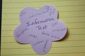 Info text types