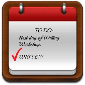 Writing Workshop - write