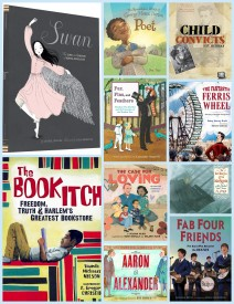 For a chance to win one of these books, please leave a comment about how you might use one (or more) of them in your classroom.