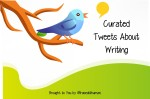 Writing Tweet Roundup - @raisealithuman