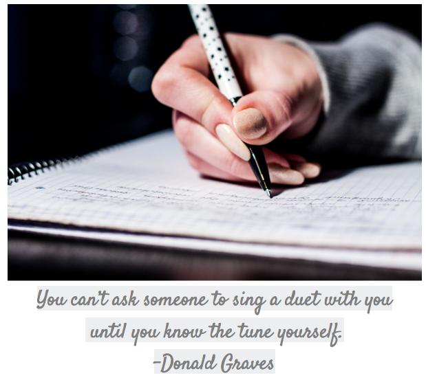 Should Educators Be Writers?