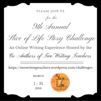 9th Annual Slice of Life Story Challenge Invite