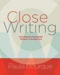 Close Writing