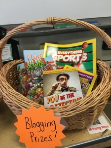 blogging prizes 2