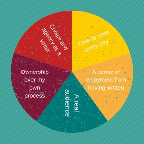 Factors Leading to the Development of a Writing Identity
