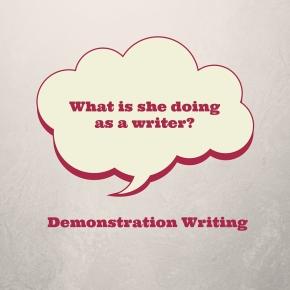 Demonstration Writing