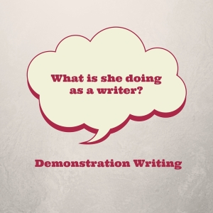Demonstration Writing