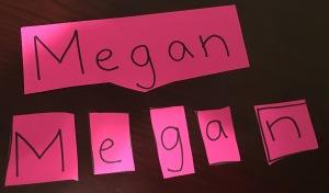 Megan twt