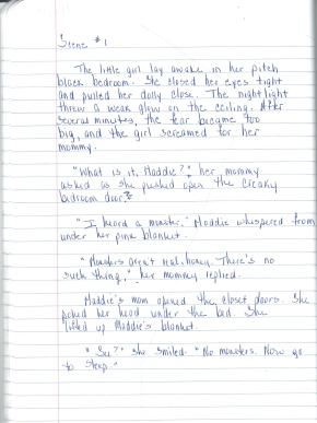 From my writer's notebook - click to enlarge