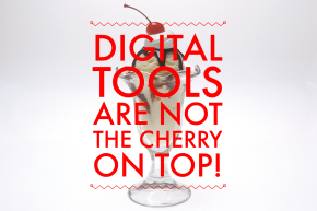 Go to digital tools