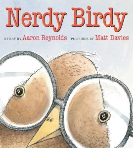 Nerdy Birdy Cover