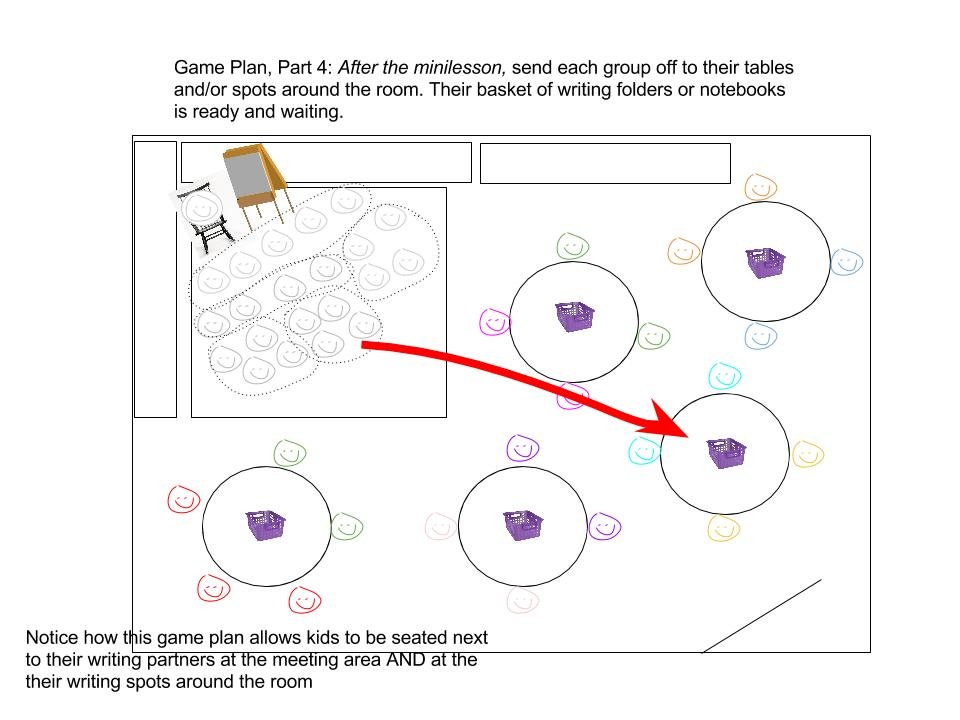 Classroom Map 4