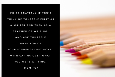 mem fox quote