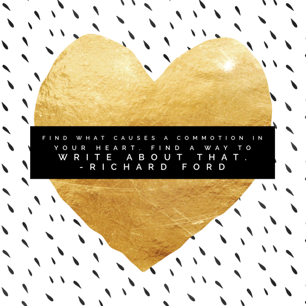 heart-writing
