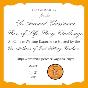 5th-annual-classroom-slice-of-life-story-challenge-invite