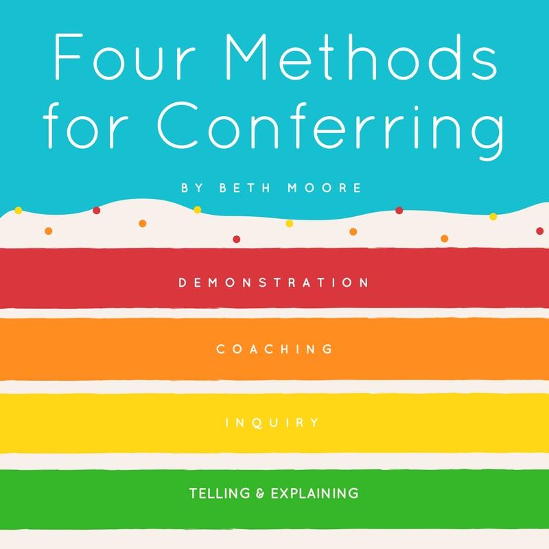 Four Methods for Conferring