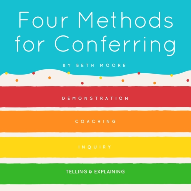 Four Methods for Conferring
