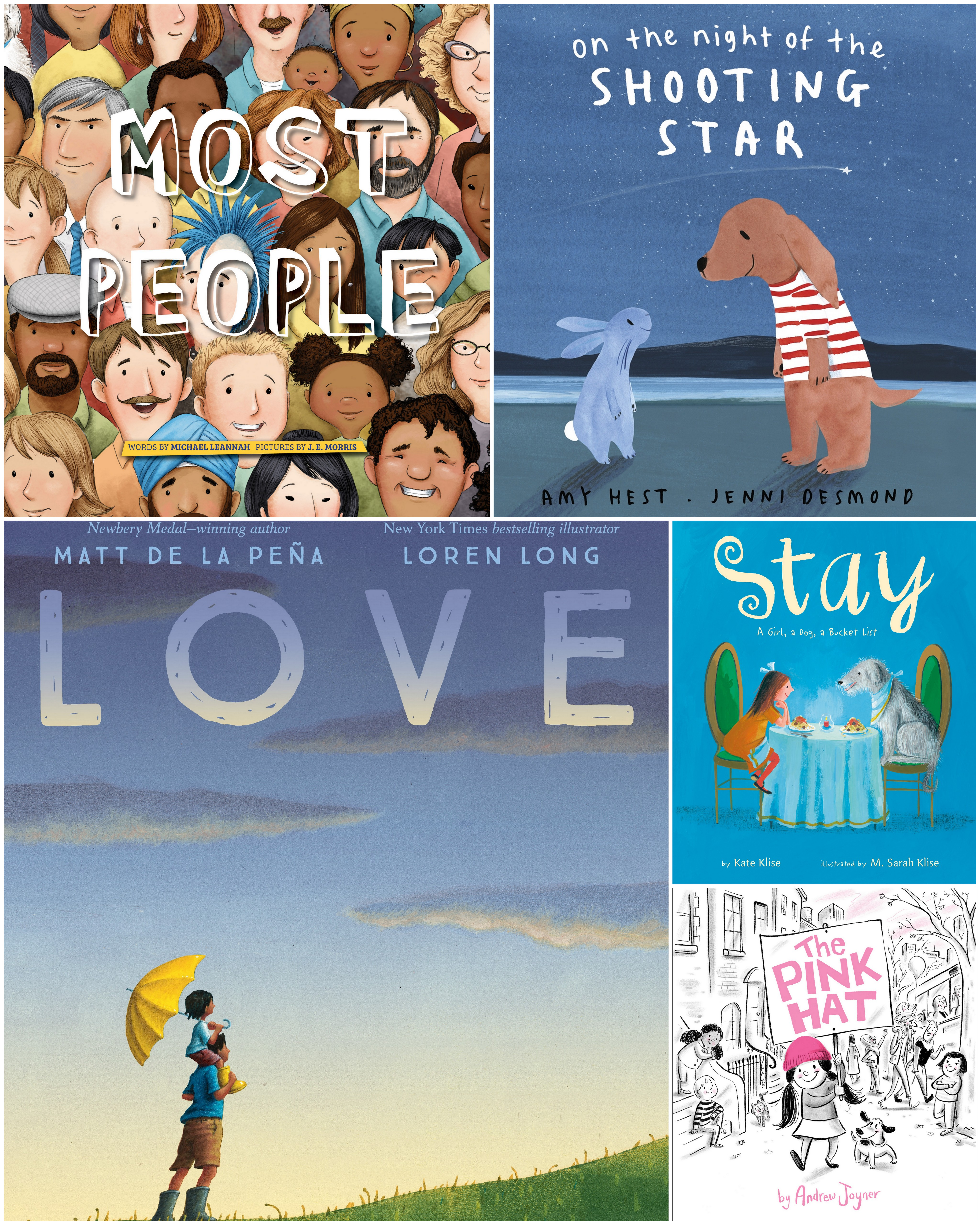 Comforting Picture Books + Giveaways
