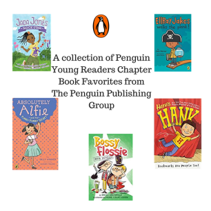 A collection of Penguin Young Readers Chapter Book Favorites from The Penguin Publishing Group