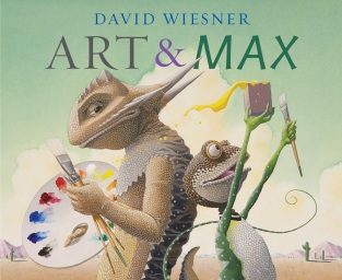 Art & Max_David Wiesner
