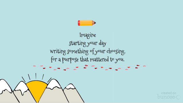 Write at the Start: No More Morning Worksheets | TWO WRITING TEACHERS