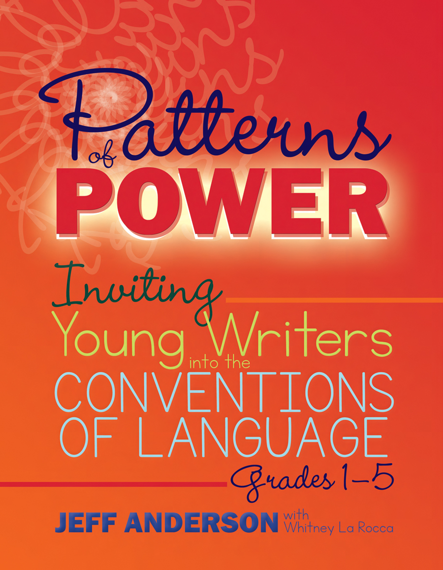 Patterns of Power: Review + Giveaway