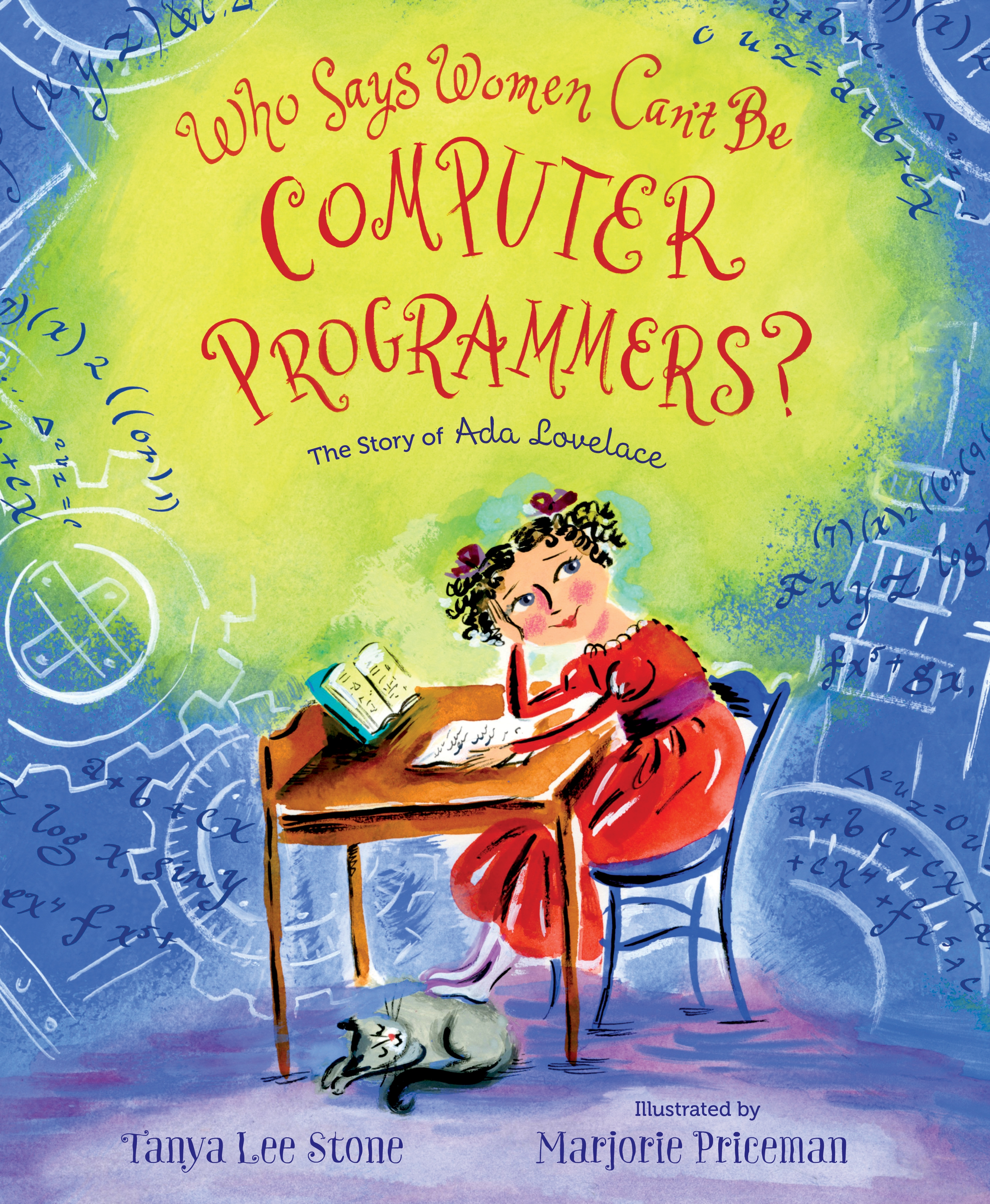 The Essence of Ada: The Story Behind a Picture Book Biography of Ada Lovelace