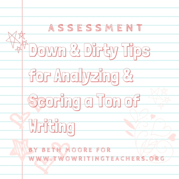 On Demand Piece TWO WRITING TEACHERS