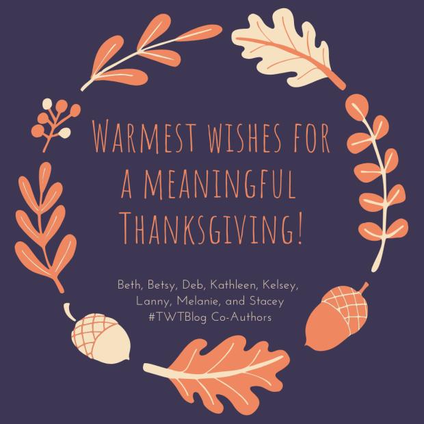 Thanksgiving 2018 TWT