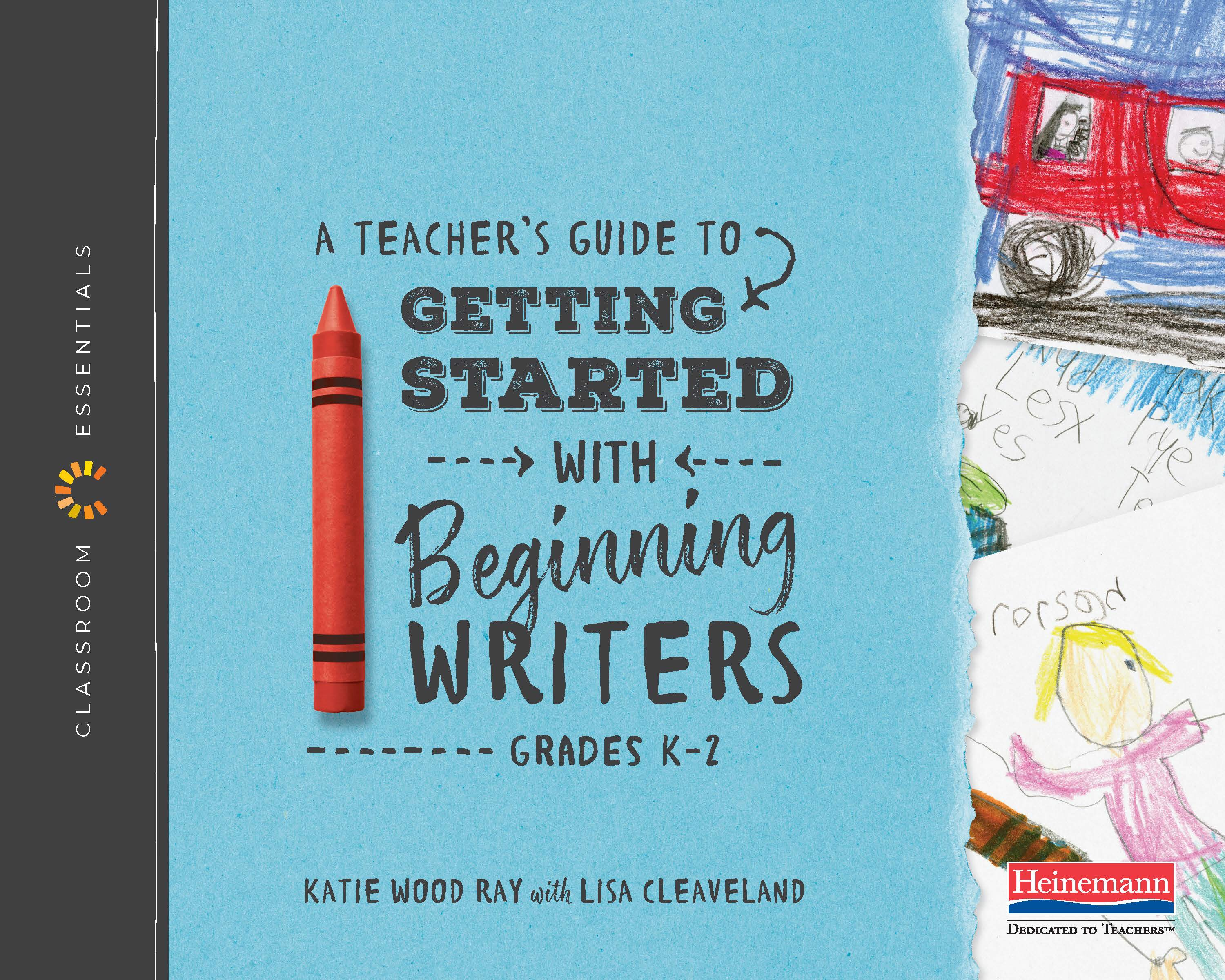 Getting Started With Beginning Writers, A Review and Giveaway